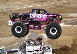 Eradicator 01 Monster Jam in Providence, Rhode Island  Giveaway!!  2 winners