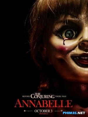 Búp bê Annabelle-Annabelle