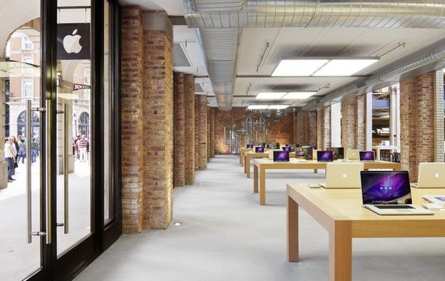 Fakta-Fakta Menarik Tentang Apple Store di Dunia