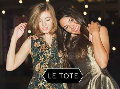Shop at LE TOTE