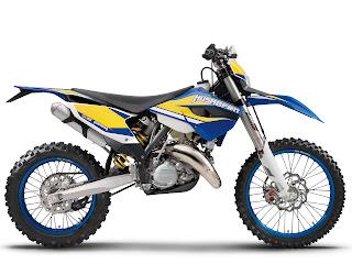 Gambar Motor 2013 Husaberg TE125 - 2