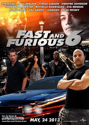 INFO FILM FAST AND FURIOUS 6