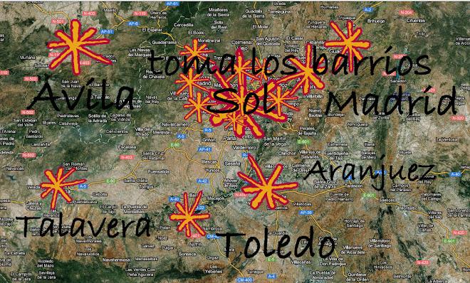 : MAPA : Asambleas en el Centro