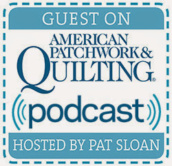 I will be on Pat Sloan's radio show