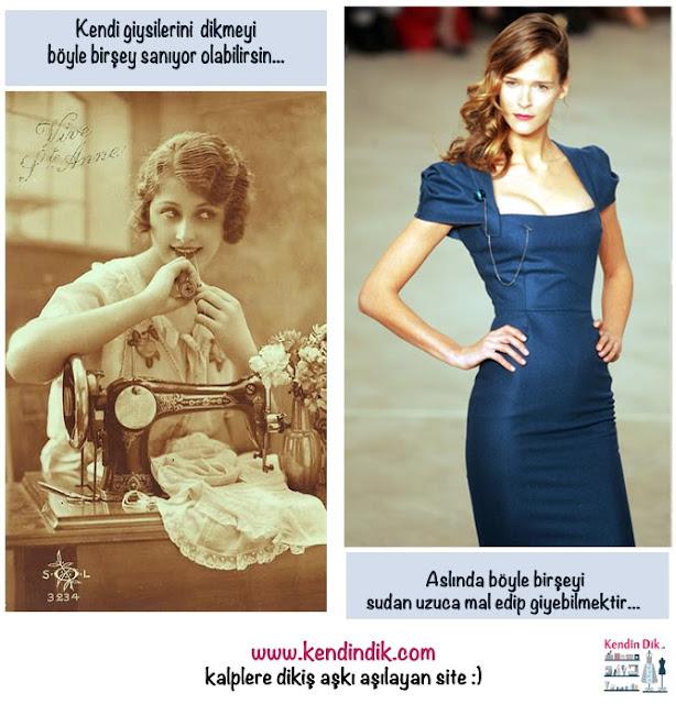 moda dikiş blog tasarım giysi elbise