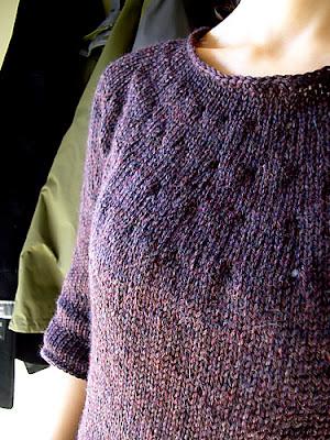 The simplest sweater modello a maglia in italiano