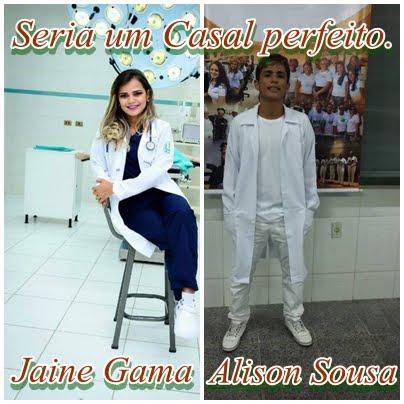 TARAUACÁ: ALISON SOUSA E JAINE GAMA