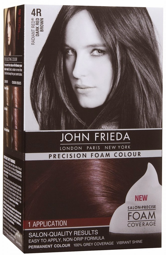 John Freida hair colour