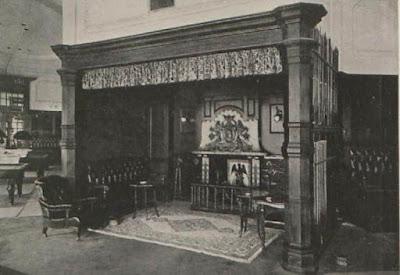 Salón de Conversación de la Sociedad Bilbaína