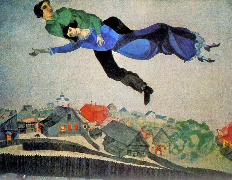 ART and ARCHITECTURE, mainly: Chagall Vs Malevich in ... Chagall- Malevich 2014 Subtitles