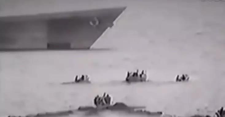 Σομαλοί πειρατές μπερδεύουν πολεμικό πλοίο με εμπορικό και ακολουθεί… κόλαση! [βίντεο ντοκουμέντο]