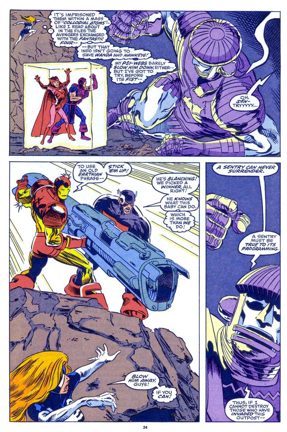 Captain America (1968) Issue #398b #332 - English 19
