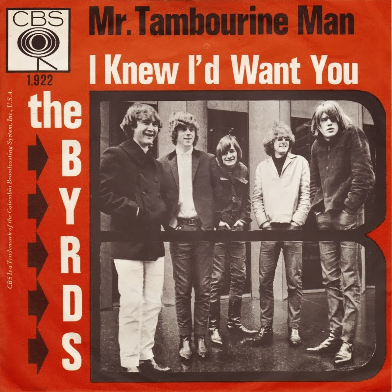 On The Flip Side The Flip Sides Of The Byrds Singles I Knew Id