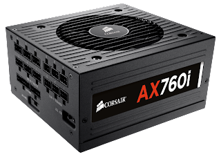 Corsair AX860i, AX760i Digital ATX Power Supply Specifications & Review screenshot 2