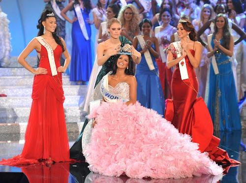Pemenang Miss World 2011