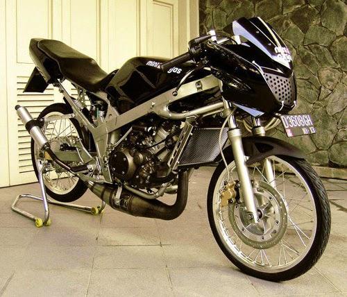Variasi Motor Ninja R terbaru