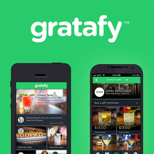 An App for An App-etizer?  $5 GRATAFY.com Offer Here.