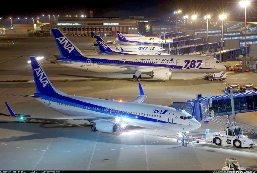 All Nippon Airways Eyes Partnership with Philippine Airlines