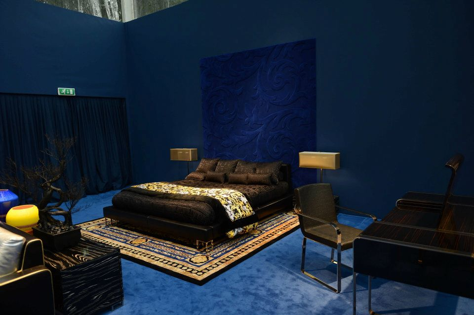 versace home collection 2012 decoraci n. Black Bedroom Furniture Sets. Home Design Ideas