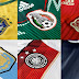 Los uniformes de Brasil 2014