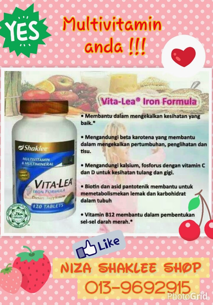 Vitalea Multivitamin The Best