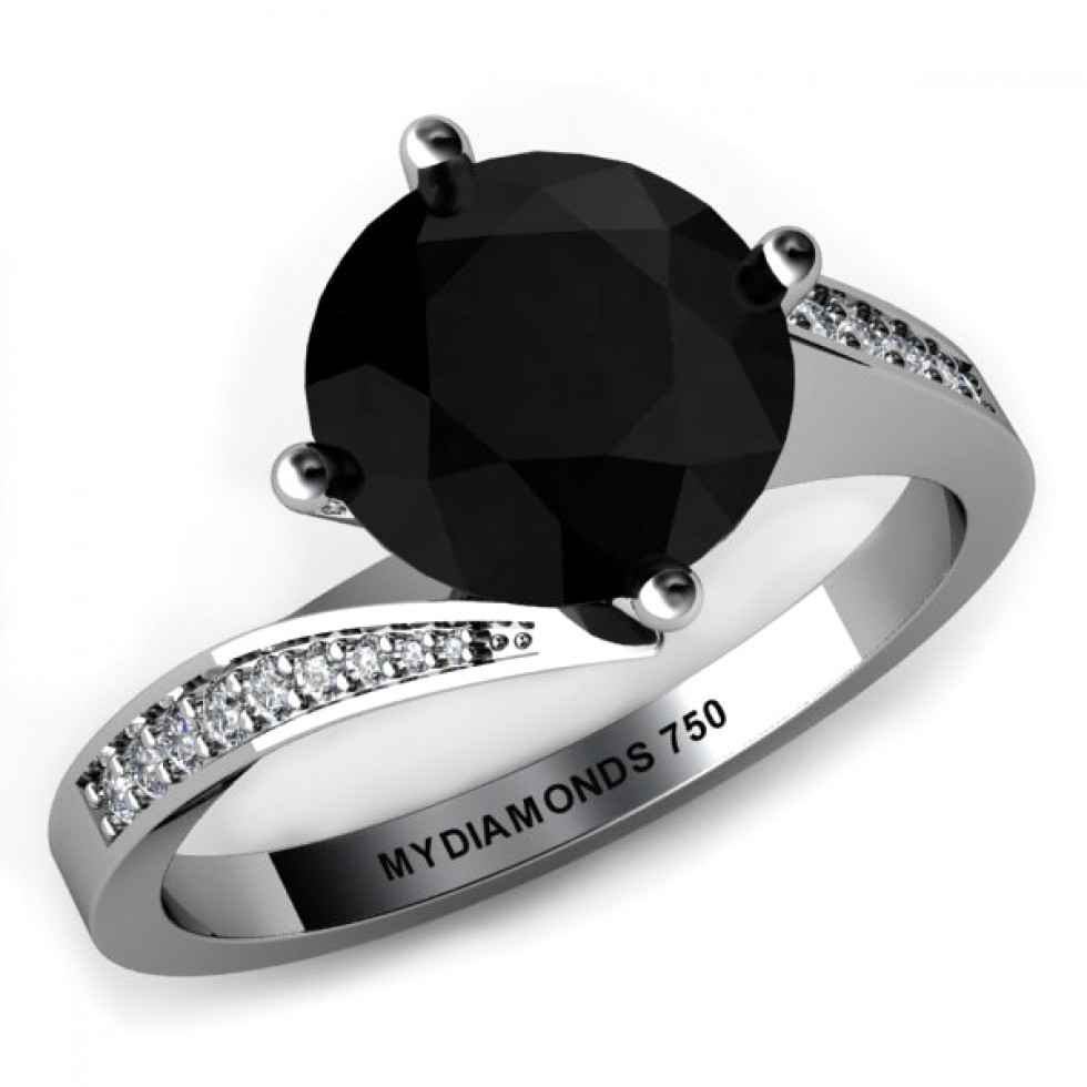 How To Find The Black Diamond Engagement Rings For Men