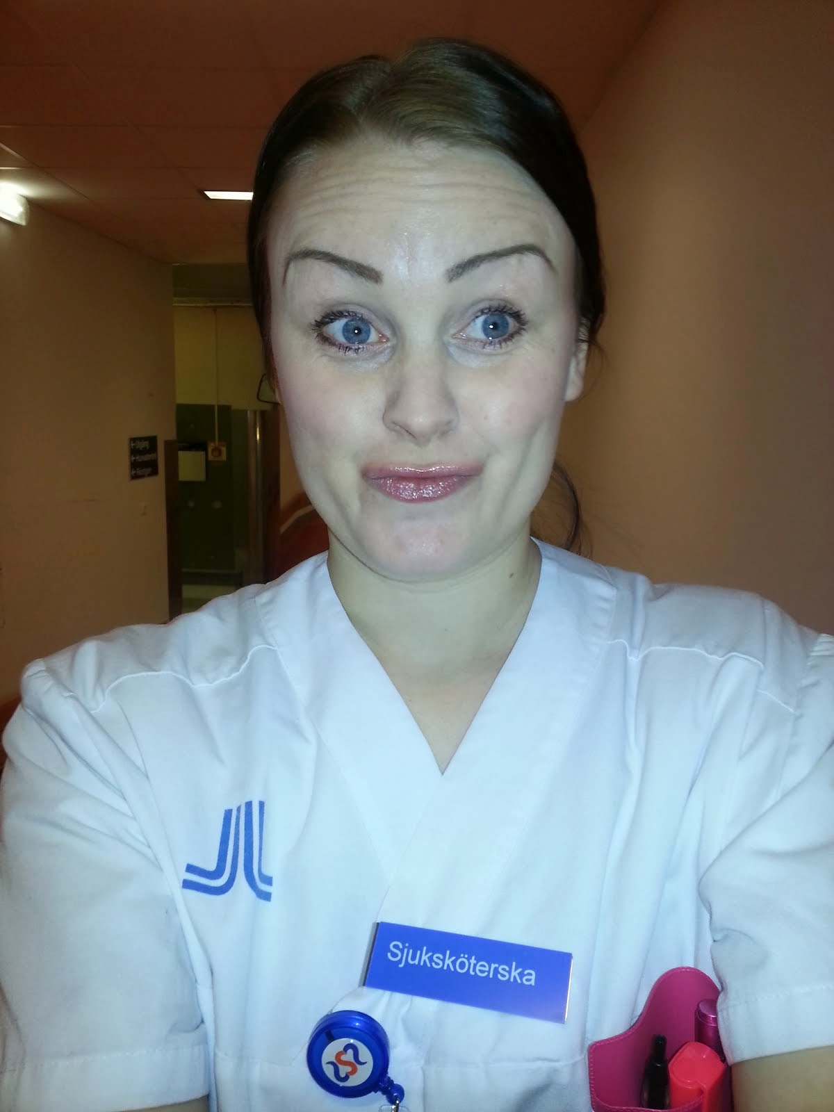 Sjuksköterska Sara