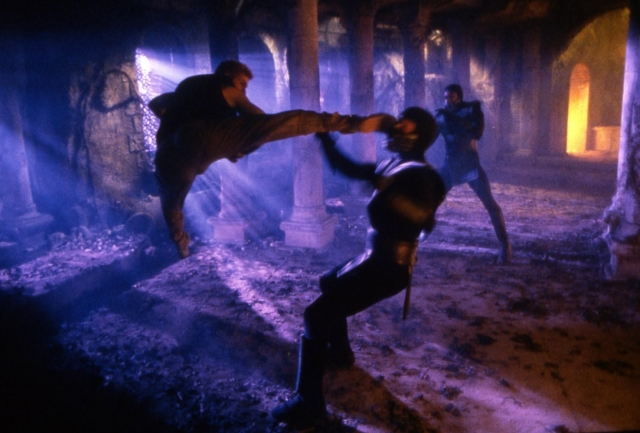 Rồng Đen 2, Mortal Kombat II: Annihilation