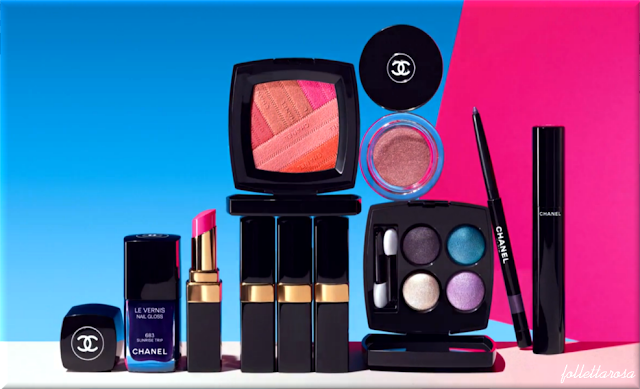collezione chanel make up primavera 2016
