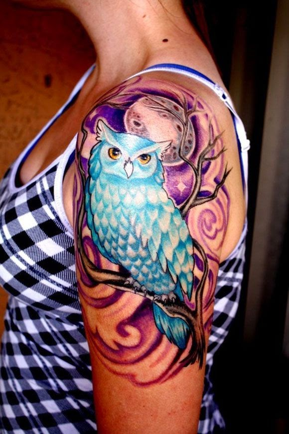 ♥ ♫ ♥ Awesome  Tattoo On Sleeve ♥ ♫ ♥