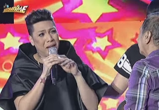 Vice Ganda Cries for the end of It's Showtime