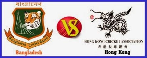 Bangladesh Vs Hong Kong 10th T20 is on March 20.