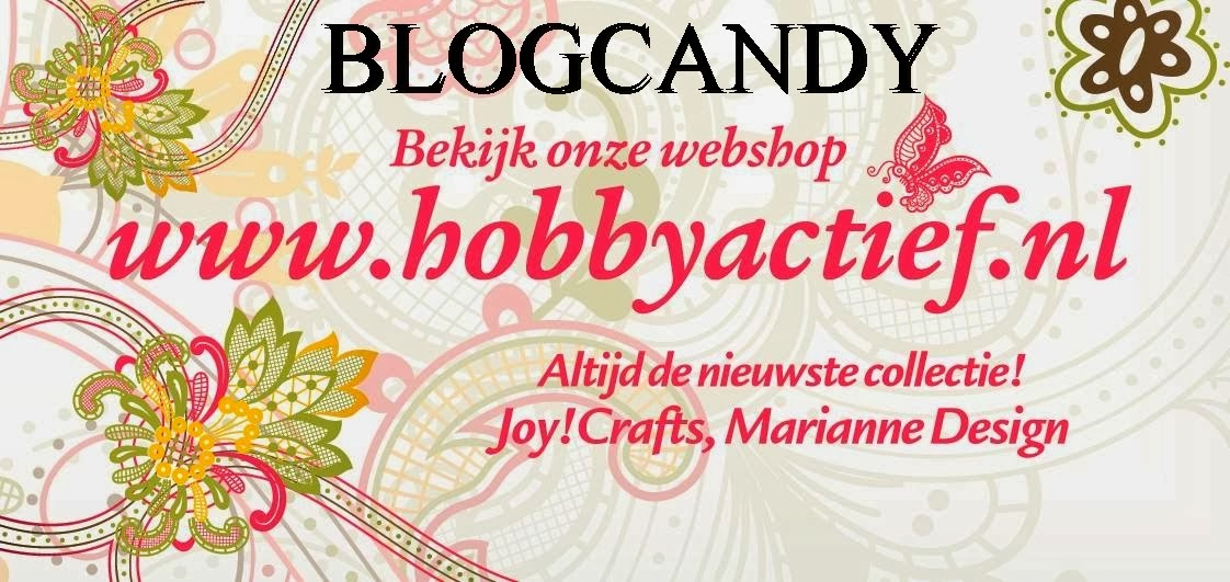 Candy tot 1 April 500 volgers