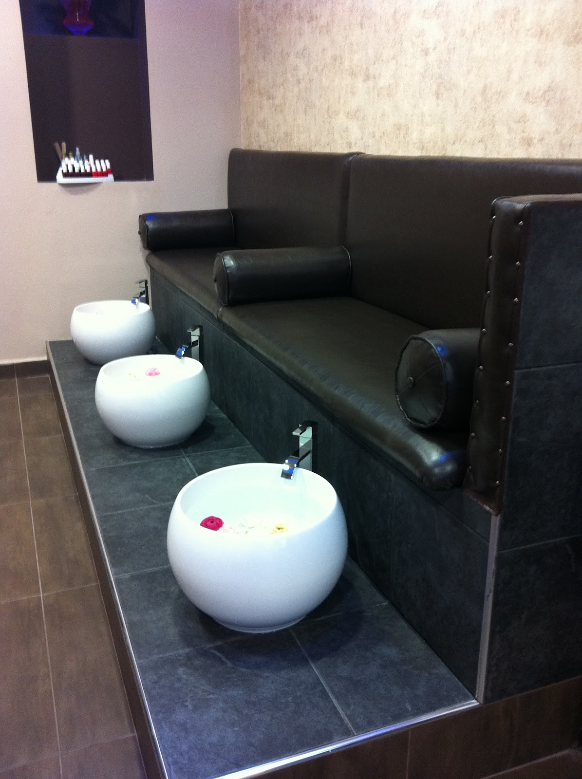 Leticia haute coiffure extends its salon services in for Nail salon marylebone