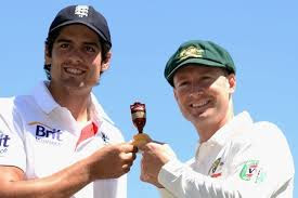 England team is leading ashes series2-0 under the captaincy of Cook