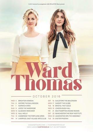 Forthcoming album & UK tour.
