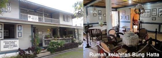 Rumah kelahiran Bung Hatta