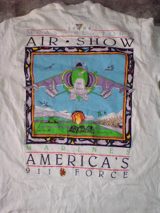 vintage air force show