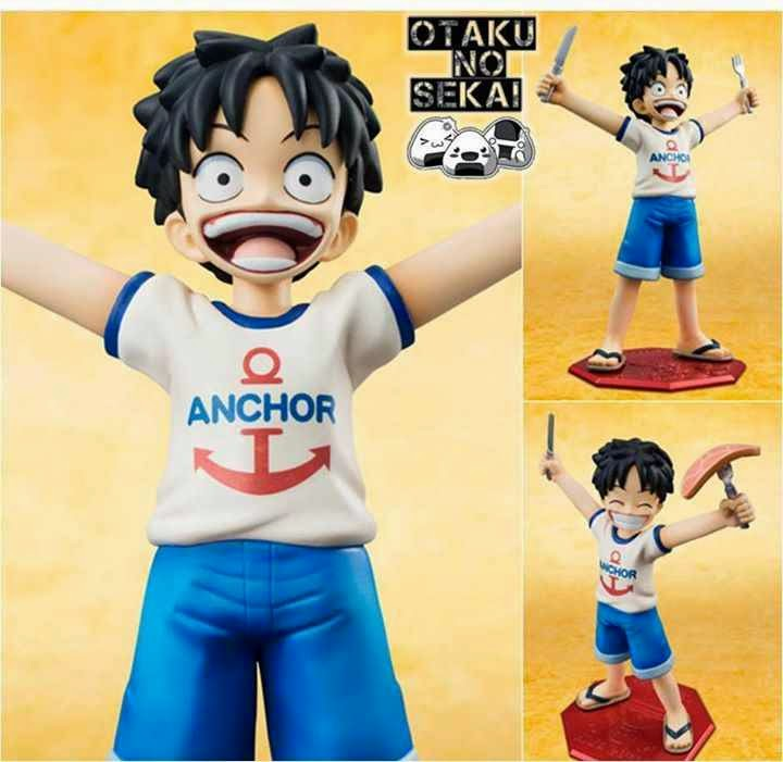 Excellent Model MILD P.O.P. ONE PIECE Series CB-R1 Luffy