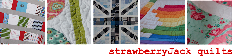 strawberryJack Quilts