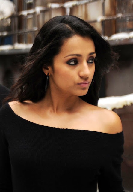 Trisha Cute Photo Album