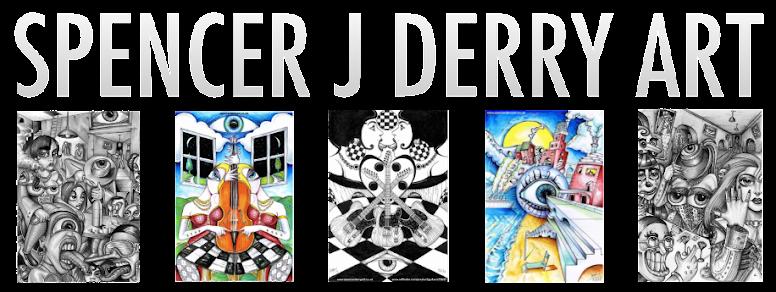 ARTIST | SPENCER J. DERRY ART