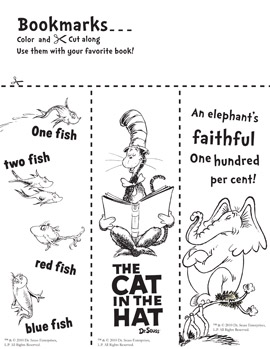Dr Seuss Worksheets 3Rd Grade Worksheets for all | Download and ...