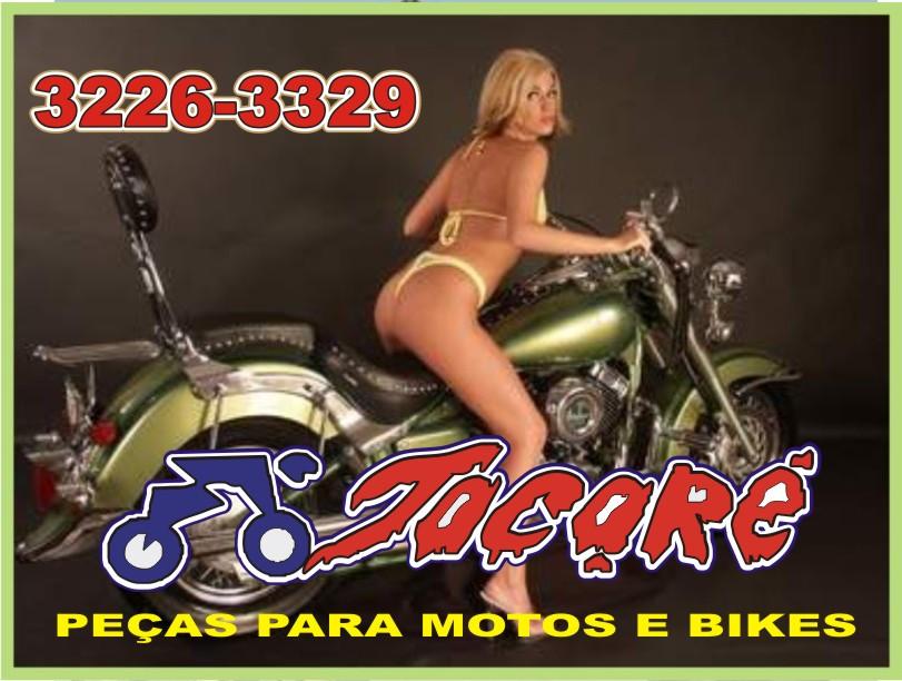 Em Nova Serrana Jacaré Peças Para Motos e Bikes
