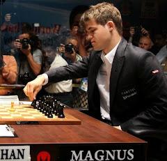 Magnus Carlsen. Campió del Món