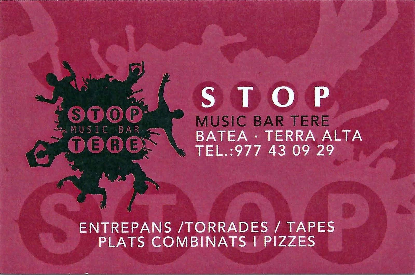 Bar Stop Tere