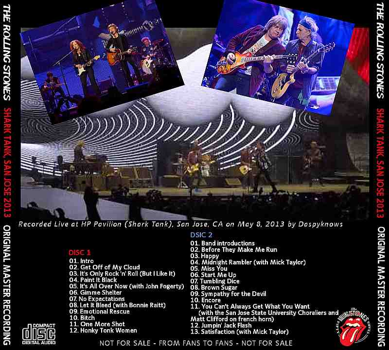 Is There Anything The Devil Can T Rock Lucifer: Bootleg Rambler: The Rolling Stones