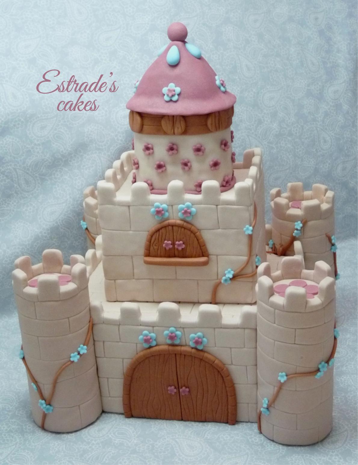 tarta castillo -1