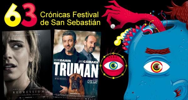 Crónica día 1 Festival de Cine de San Sebastián 2015