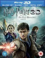 Download Harry Potter and the Deathly Hallows: Part 2 in 3D (2011) BluRay 720p Half SBS 800MB Ganool